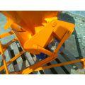 Badie na beton typ 1016L - výpust gumový rukáv